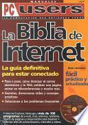 La Biblia de Internet