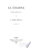 La cigarra (relación contemporánea).