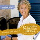 La cocina de hoy en España