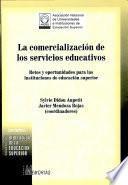 La comercialización de los servicios educativos