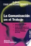 La comunicación en el trabajo