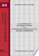 La Constitución de Estados Unidos y la Constitución española de 1978