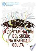 La contaminación del suelo: una realidad oculta