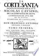 La Corte Santa... Trad. al Castellano...