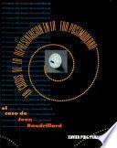 La Crisis de la Representacion en la Era Postmoderna El Caso de Jean Baudrillard
