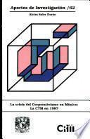 La crisis del corporativismo en México