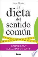La dieta del sentido común