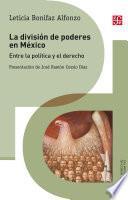 La división de poderes en México