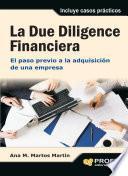 La due diligence financiera