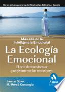 LA ECOLOGIA EMOCIONAL N/E