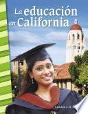 La educación en California: Read-along ebook