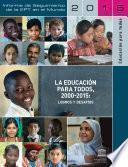 La Educación para Todos, 2000-2015
