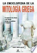 La enciclopedia de la mitología Griega