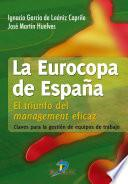 La Eurocopa de España