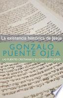 La existencia histórica de Jesús