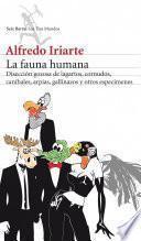 La fauna humana