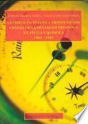 La física en España a través de los anales de la Sociedad Española de Física y Química, 1903-1965