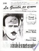 La Gaceta de Cuba
