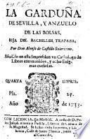 La Garduna de Sevilla y Anzuelo de las Bolsas