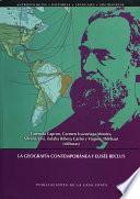 La geografía contemporánea y Elisée Reclus