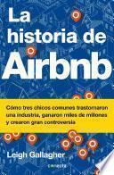 La historia de Airbnb