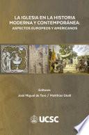 La Iglesia en la historia moderna y contemporánea