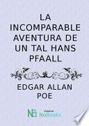 La incomparable aventura de un tal Hans Pfaall