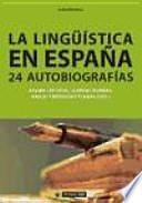 La lingüistica en España
