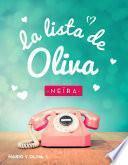 La lista de Oliva