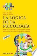 La lógica de la psicología