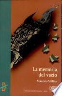 La memoria del vacío