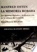 La memoria robada