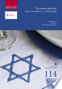 La mesa puesta: leyes, costumbres y recetas judías