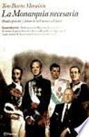 La monarquía necesaria