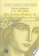 La mujer en Juan Pablo II