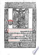 La muy lamentable conquista y cruenta batalla de Rhodas, nueuamente sacada de latin en lengua castellana, por el bachiller Christoual de Arcos clerigo cura de la sancta yglesia de Seuilla ..
