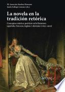 La novela en la tradición retórica