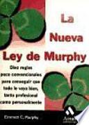 LA NUEVA LEY DE MURPHY