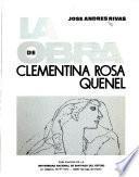 La obra de Clementina Rosa Quenel
