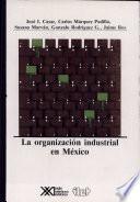 La Organización industrial en México