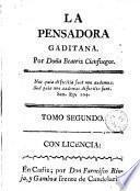 La Pensadora gaditana, 2