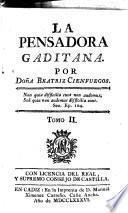 La pensadora gaditana