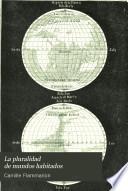 La pluralidad de mundos habitados