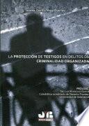 La protección de testigos en delitos de criminalidad organizada