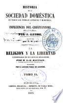 La Religión y la Libertad consideradas en sus mutuas relaciones
