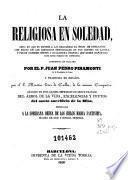 La Religiosa en soledad