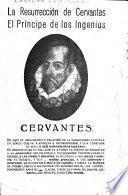 La Resurrección de Cervantes