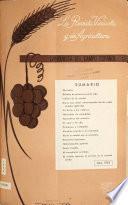 La Revista vinícola y de agricultura