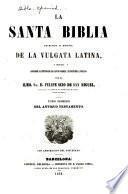 La Santa Biblia: Antiguo Testamento