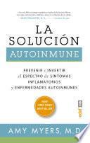La solución autoinmune